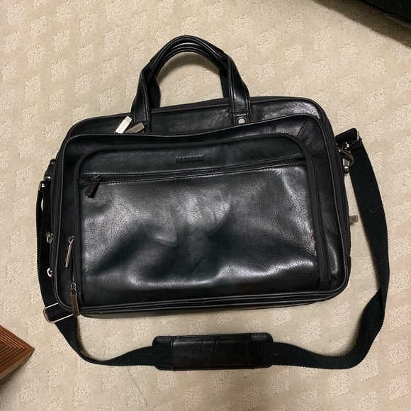 Heritage Other - Leather travel briefcase